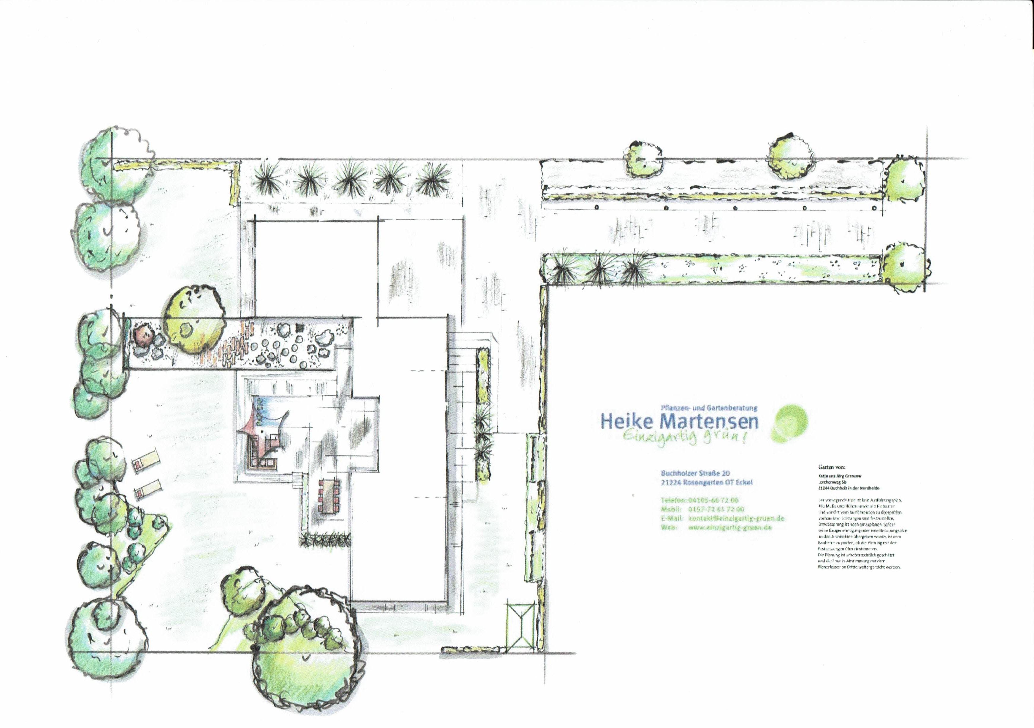 Privatgarten, Buchholz, Einzigartig Grün, Heike Martensen